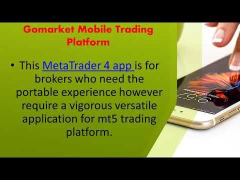 Mobile Trading Platform Are Available For Phones Using Operating
