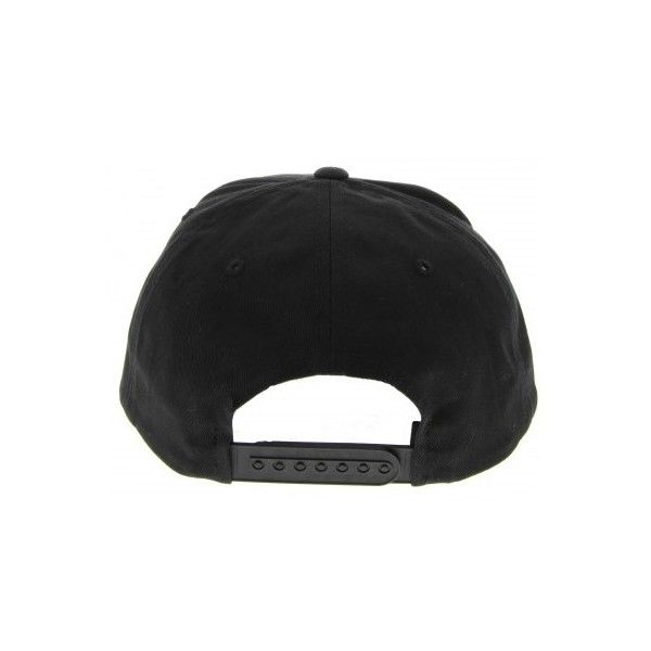 Worldwide Snapback Cap in Black (125 BRL) ❤ liked on Polyvore featuring accessories, hats, headwear, fillers, snapback cap, cap snapback, snapback hats, snap back hats and cap hats