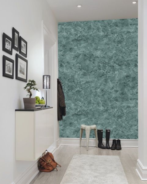 Wallpaper from Rebel Walls, Marble, green. #rebelwalls #wallpaper #wallmurals #tapet