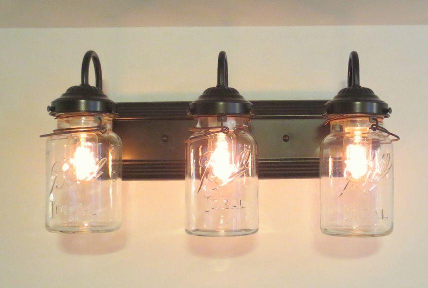 50 Genius Ways To Use Mason Jars Mason Jar Lighting Mason Jar
