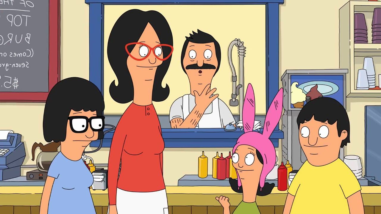 Animated Movies 2019 2023 Bobs burgers funny