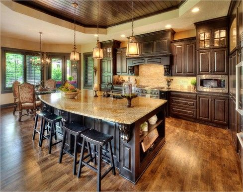 Mediterranean Home Interior Design Ideas Kitchen Ideas