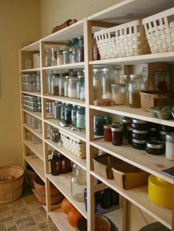 pin von lynne wilson auf kitchen pinterest holzk che stauraum und hauswirtschaftsraum. Black Bedroom Furniture Sets. Home Design Ideas
