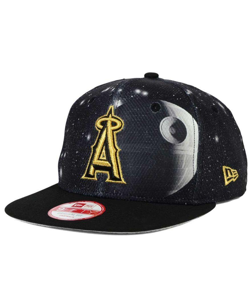 New Era Los Angeles Angels of Anaheim Sw x Mlb 9FIFTY Snapback Cap