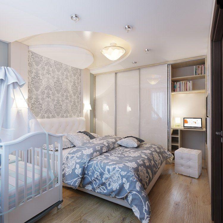 Designlösungen für kleines Schlafzimmer - kleiner Arbeitsbereich  Nice  Pinterest  Bees and ...
