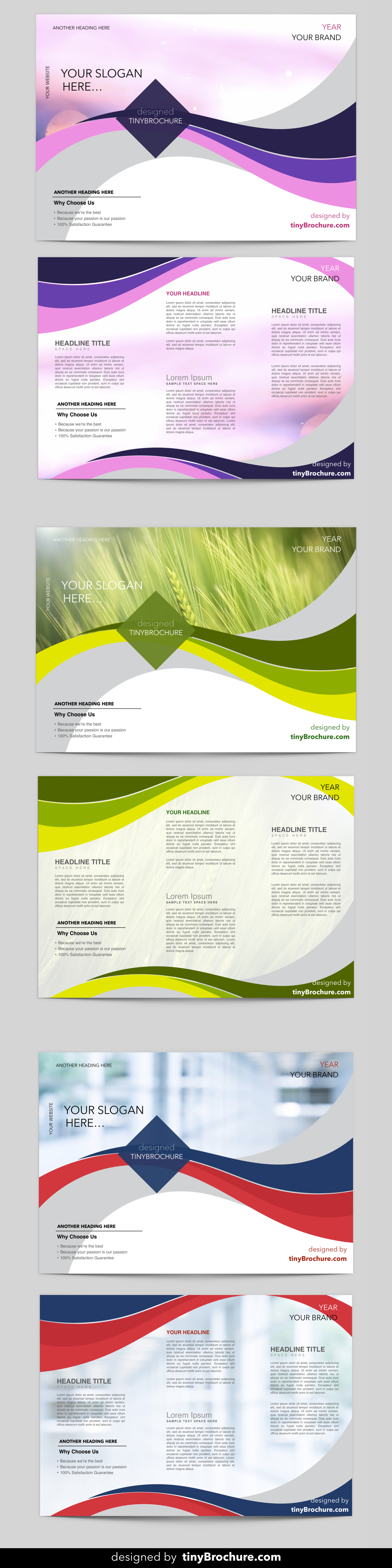 brochure template word free download brochure template pinterest