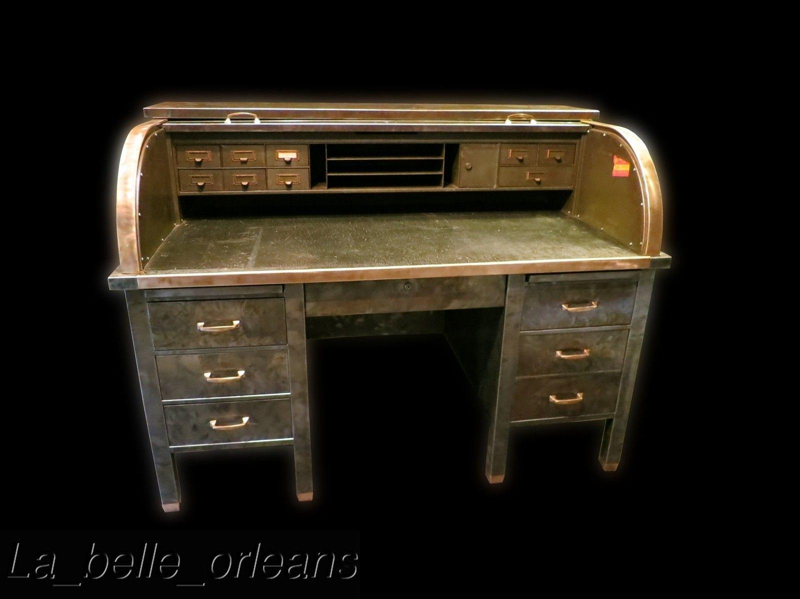atlas pivoting frie desks top friedrich antiques soennecken antique desk roll by