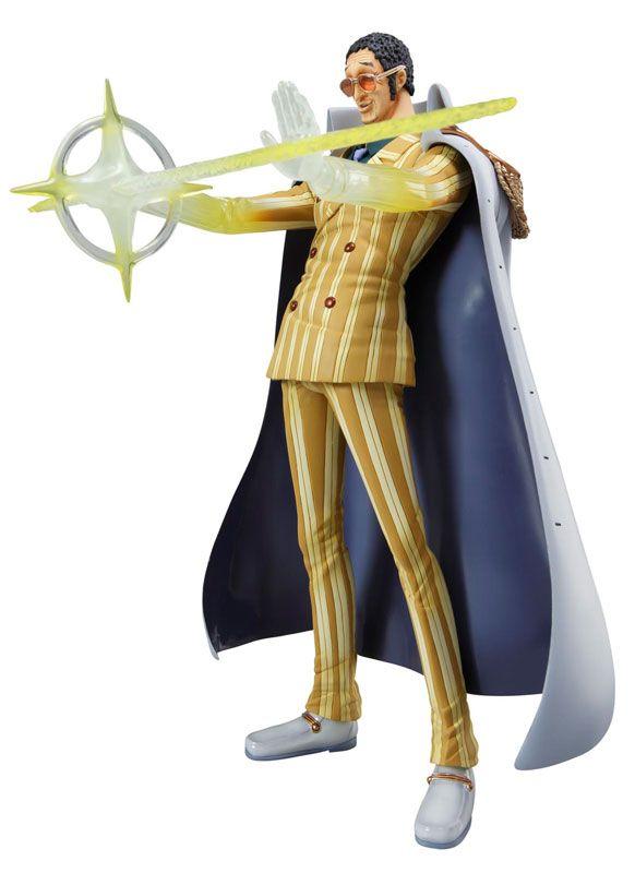 One Piece P.O.P. NEO-DX Marine Headquarters Admiral Kizaru ...