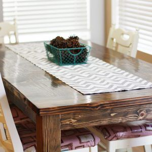 Diy Macrame Fringe Table Runner Driven Decor In Dimensions 1200 X 1600 Elegant Dining Room Runners