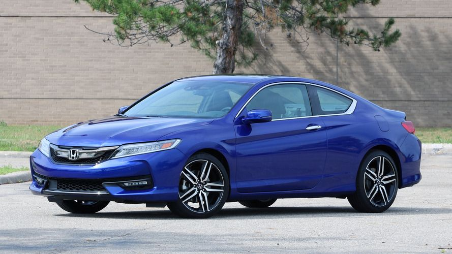 Review 2017 Honda Accord Coupe V6 Honda Accord Coupe Accord Coupe Honda Accord Touring