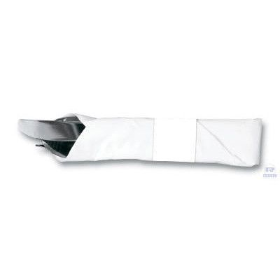 (2500 per Carton) Napkin Bands in White
