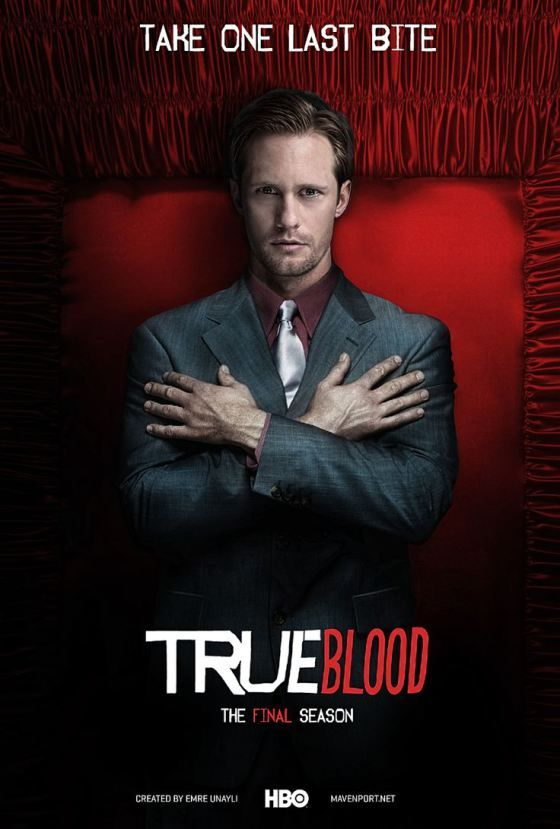Alex Skarsgard is the best thing about True Blood