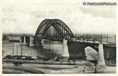1936 Nijmegen - Waalbrug