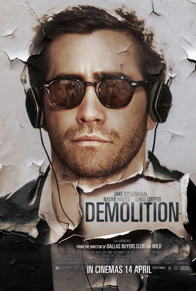 Demolition Review Poster Movie Posters Jake