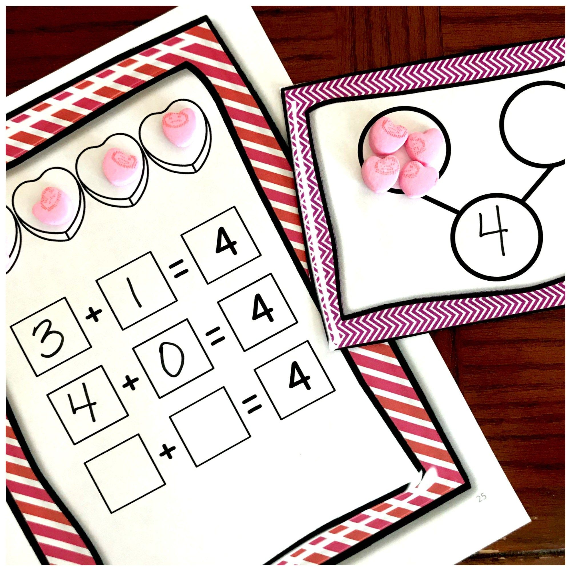 20 Valentine Math Activities For Kindergarten Through 5th