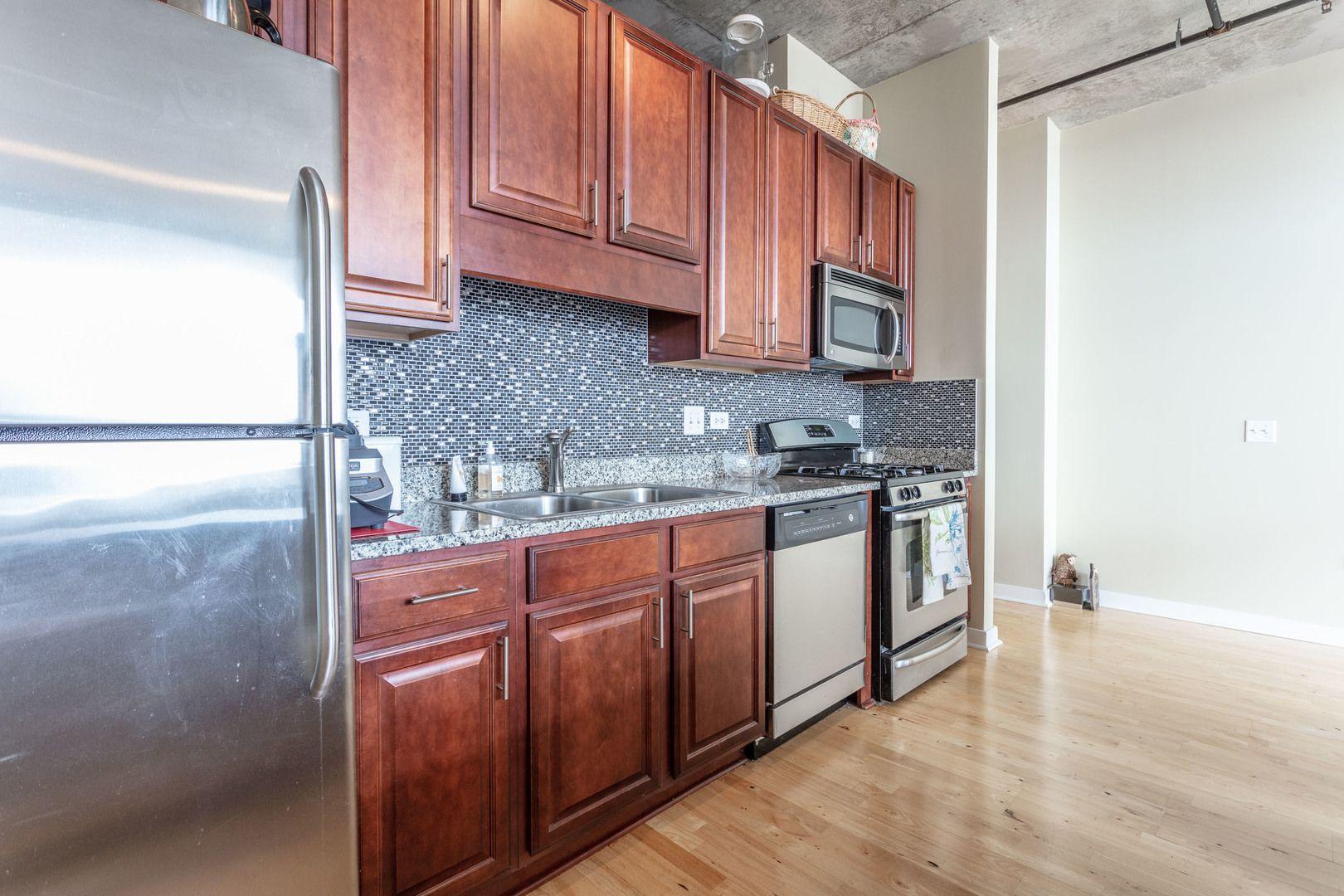 Chicago Condos Near South Side 1 Bedroom Condo for Rent