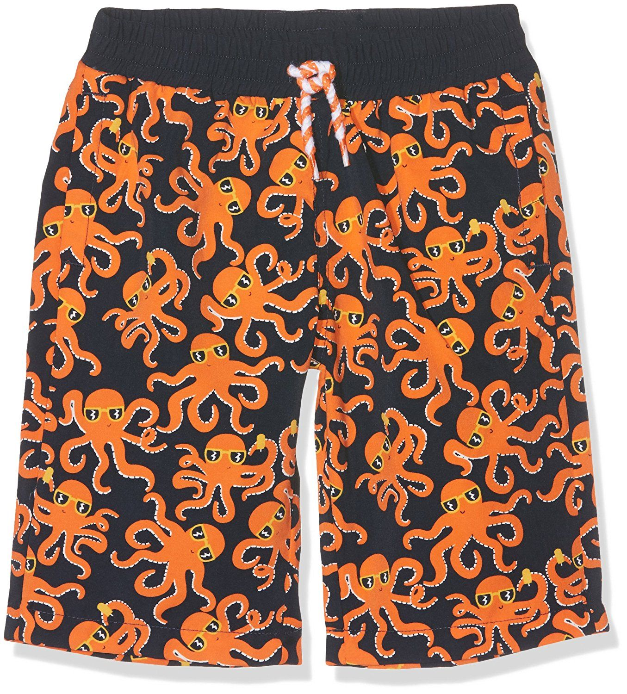 944655a6b6456 Mothercare Baby Boys' Jb Swimwear Octopus Aop Boardshort Swim Trunks ...
