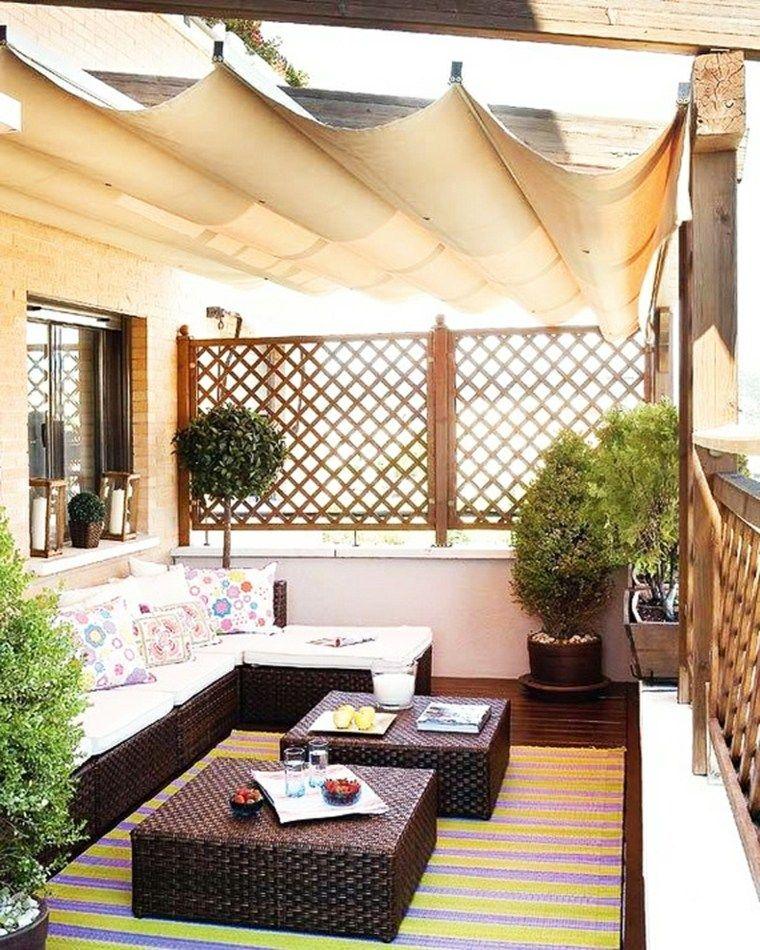 Terrazas Con Encanto Ideas Para Decorar Con Estilo Nuevo Decoracion Diseno De Terraza Diseno De Balcon Decoracion De Patio
