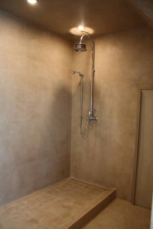 Badkamer renovatie - Texture Painting - Alle Mortex toepassingen en ...