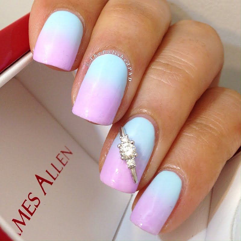 Preen Me VIP ThePolishedPHD definitely knows her pastels. This ...