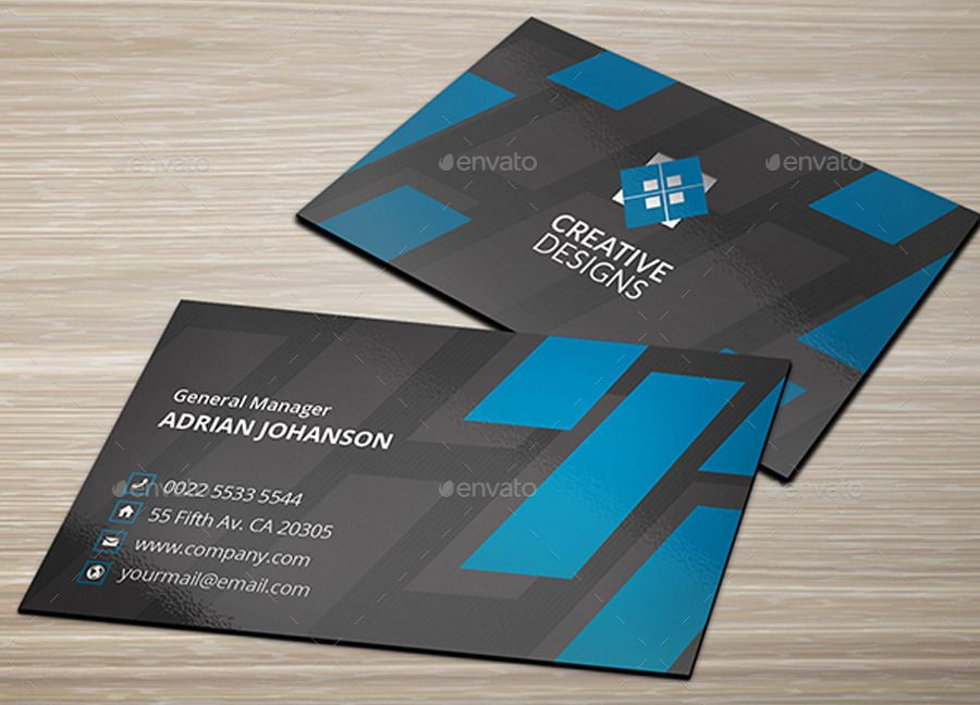Creative Business Card 02 Business Cards Creative Creative