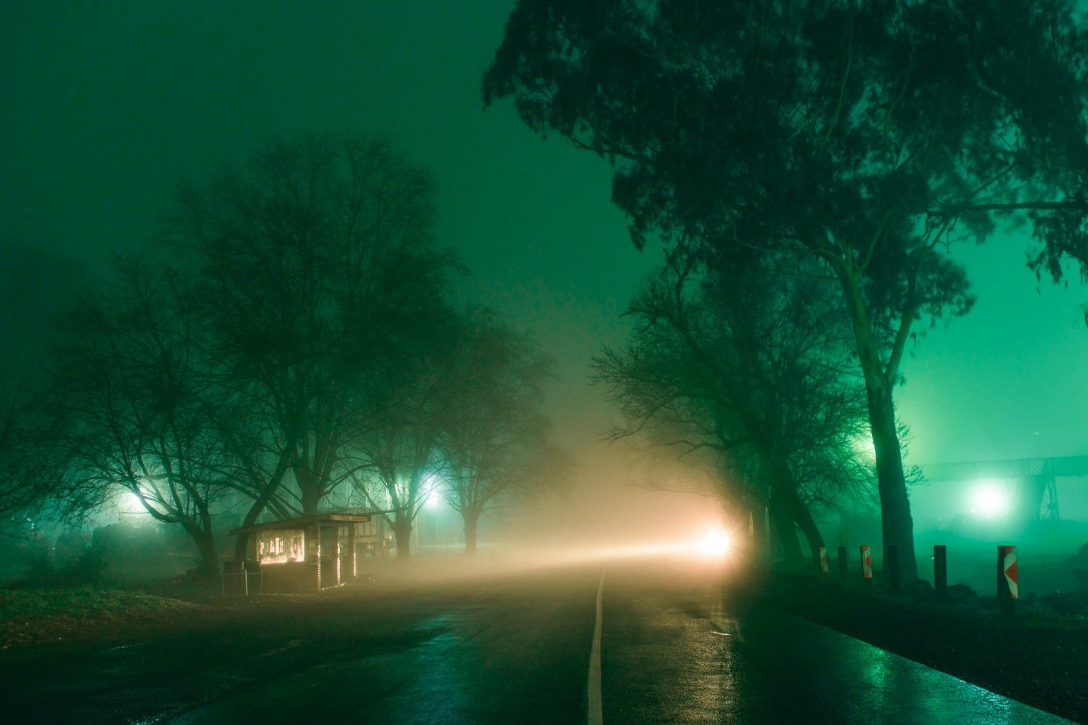 Nighttime City Scenes Bathed In Neon By Photographer Elsa Bleda Urban Landscape Night Photography City Scene
