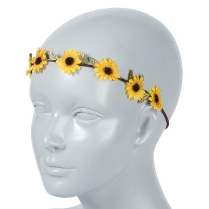 Flower headband from Claire s  cd6e39f8d57