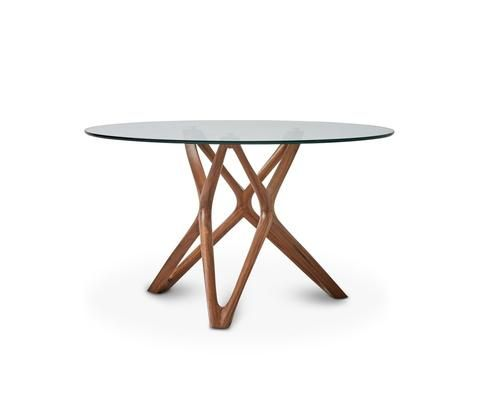 Oliver Round Extension Dining Table Stone Top Dining Table Dining Table Extension Dining Table
