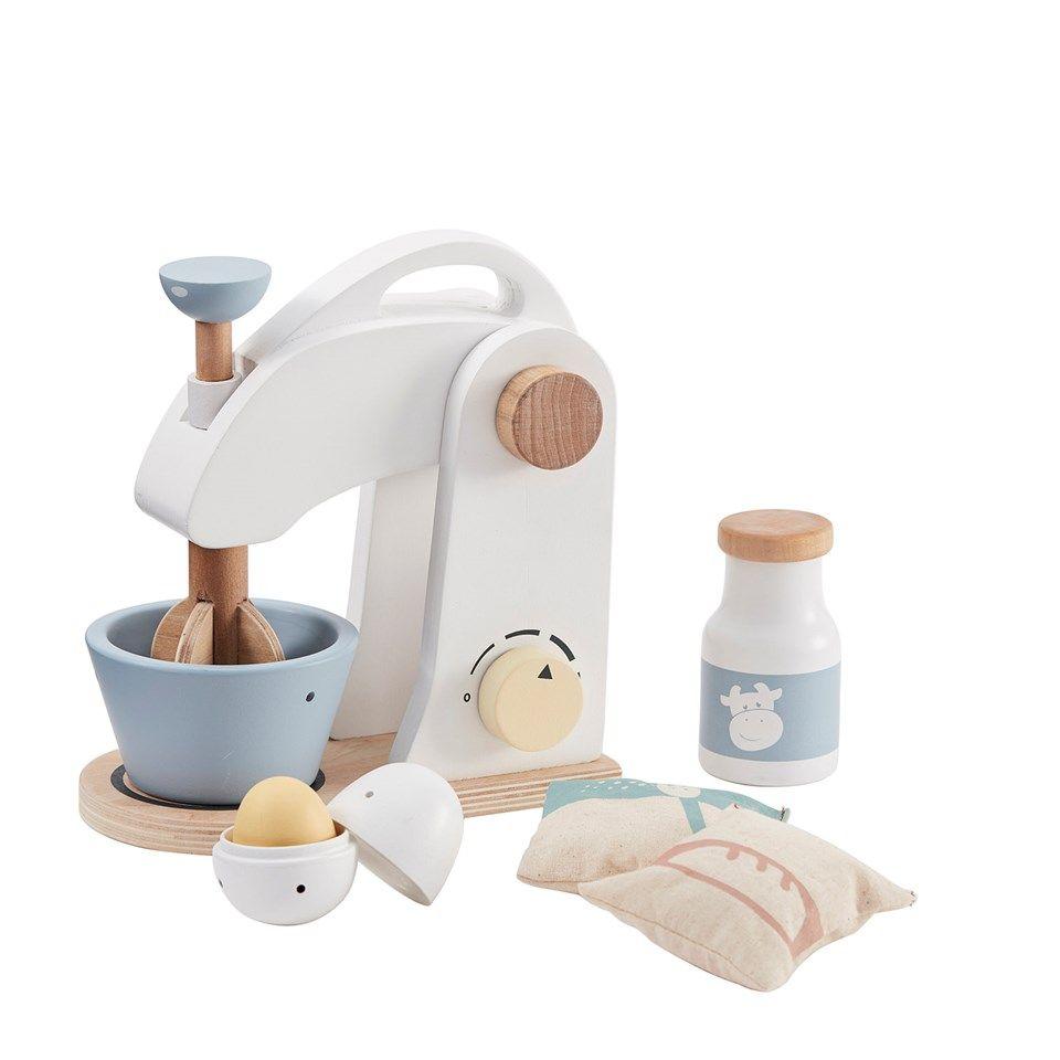 Kids Concept Wooden Mixer Alexandalexa In 2020