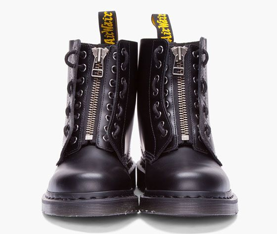 OBSESSED : DR Martens Jameson Jungle Boots | Indecent Xposure