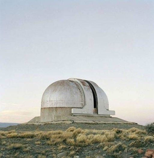Patagonia Building: @utilitarianarchitecture Astronomical Observatory
