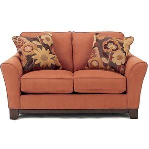 Nebraska Furniture Mart U2013 Ashley Love Seat W/ Loose Seat Cushions