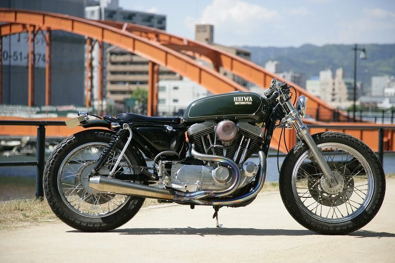 Harley XLH1200 by Heiwa