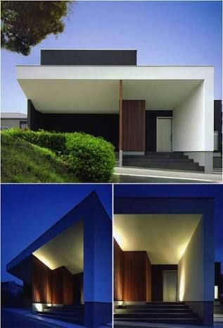 Image result for modern japanese house | Entrance & Porte Cochere ...