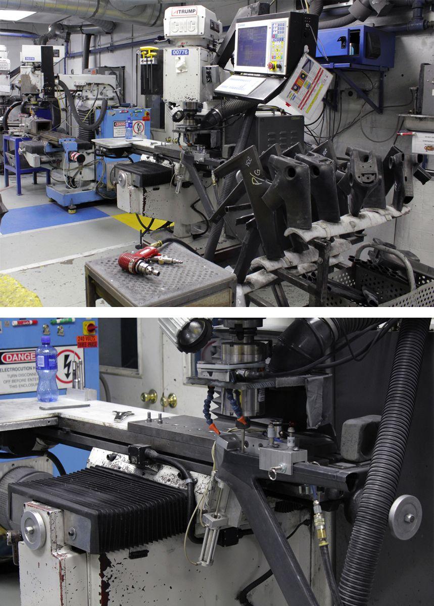 Trek Factory Tour Part 3 Us Based Oclv Carbon Bike Production