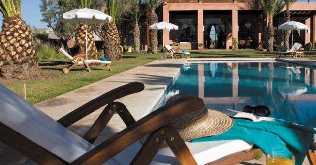 Louer Une Villa Avec Piscine Chauffe  Marrakech  Un Pur Bonheur