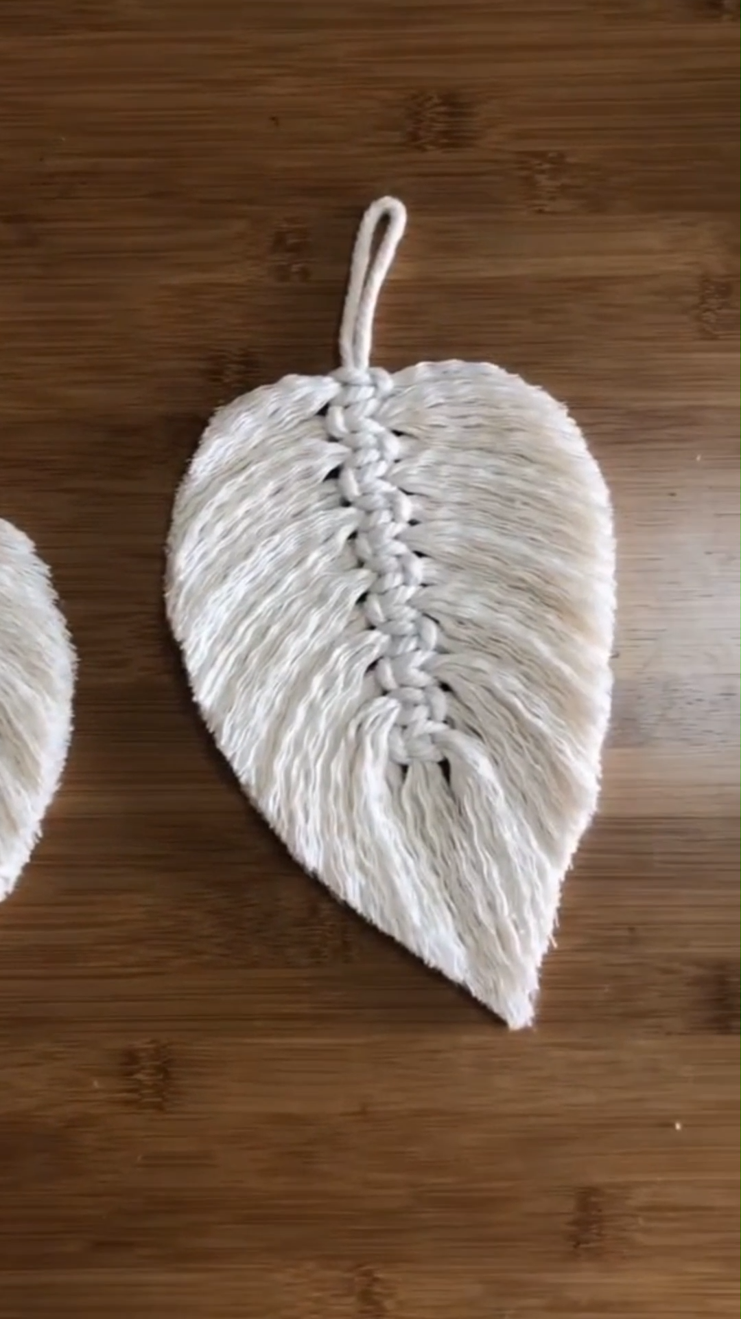 Photo of DIY Feather Leaf By Using Ropes –   – #DIY #diyjewelryeasy #diyjewelrytosell #fe…
