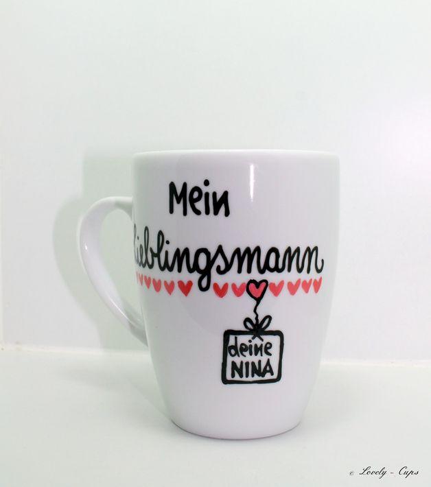 Geschenk für den Freund Tasse für Lieblingsmann Geschenke für - geschenke f r die k che