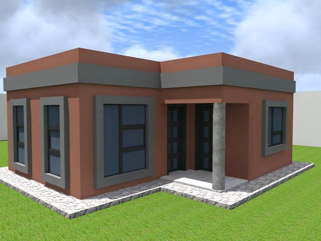 Chatsworth Apartments House Plan Gallery Flat Roof House