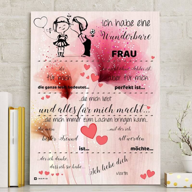 Valentinsgeschenke für Sie. Die schönste Liebeserklärung