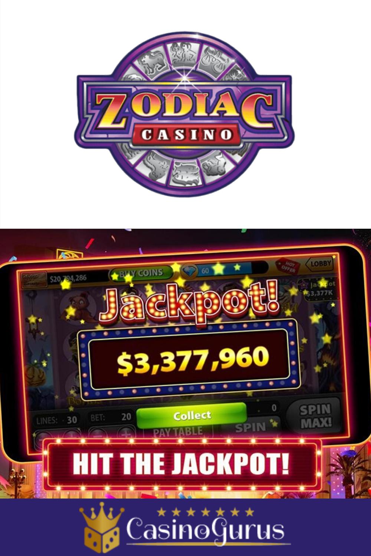 Zodiac Casino Mega Win Casino Online Casino Play Online Casino