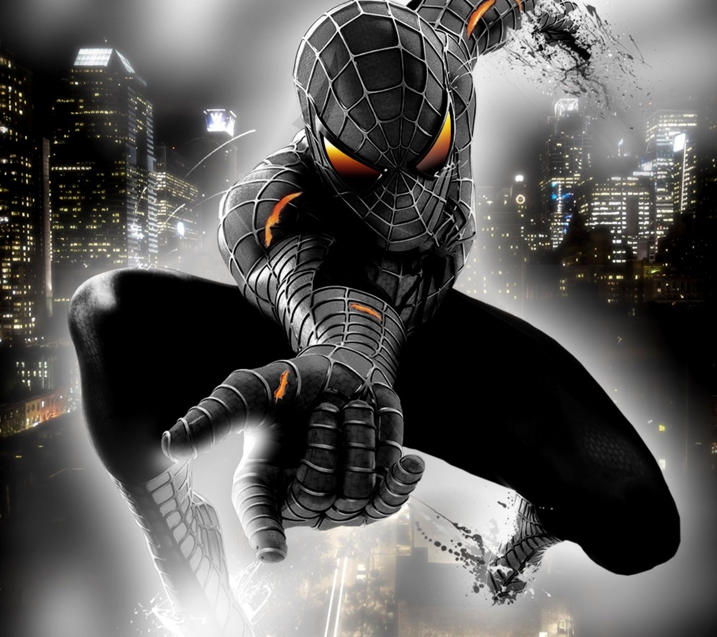 Spiderman HD Android wallpaper galaxy s3 5kjkjk
