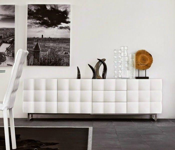 9 Inspiring Mid Century Modern Cabinet and Sideboard Designs - boca do lobo sideboard designs