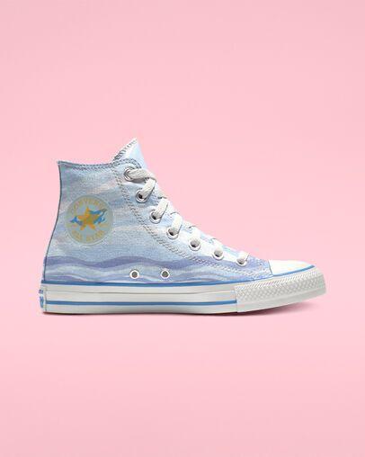 Star | Brown converse, Converse