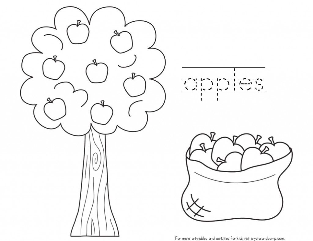 Johnny Appleseed Coloring Pages With Handwriting Practice Coloring For Kids Johnny Appleseed Coloring Pages