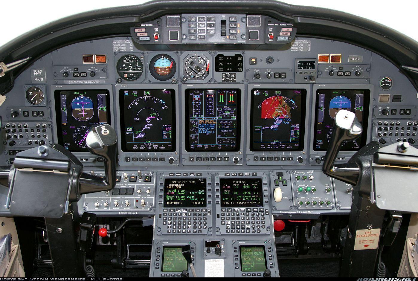Cessna Citation X Private Jet Aircraft