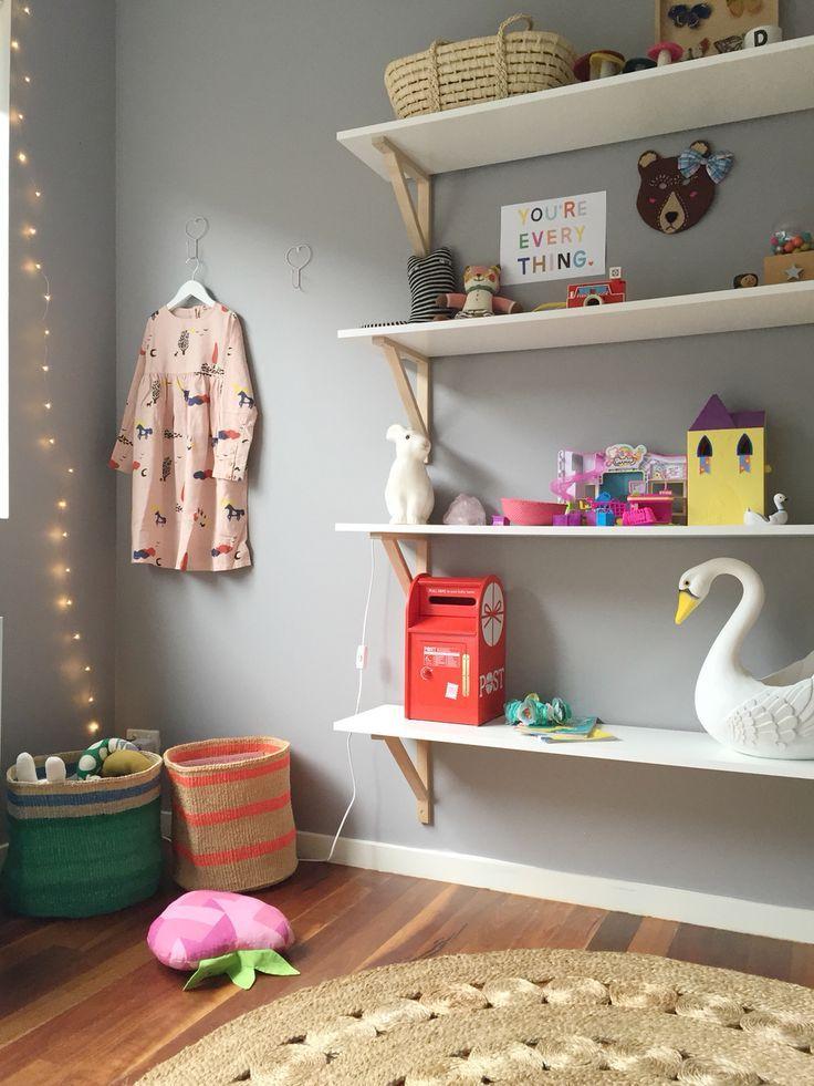 Ideas para decorar las estanter as de los dormitorios - Decorar dormitorios infantiles ...