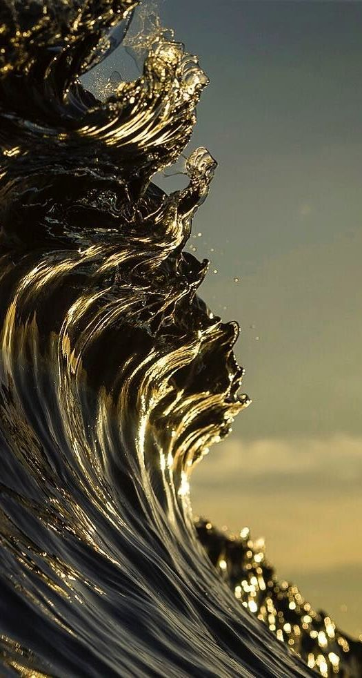 Professional Photographer Ben Thouard Based In Tahiti сквозь - Incredible photographs of crashing ocean waves by ben thouard