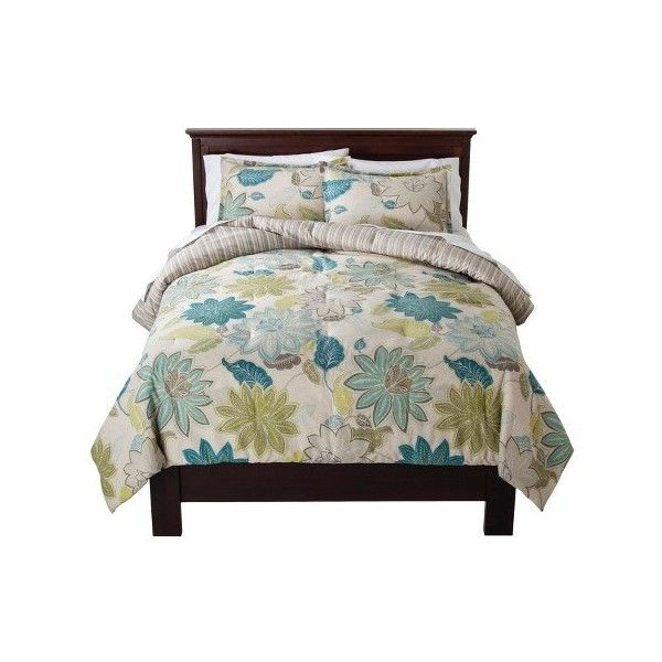 New Comforter. Echos Colors From Inspiration Room Threshold™ Floral  Comforter Set