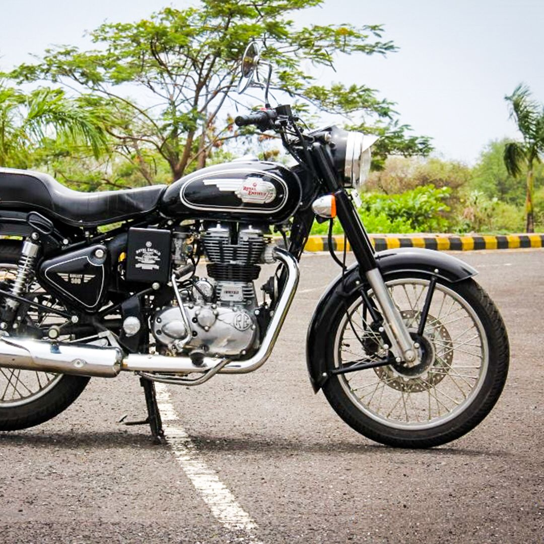 Royal Enfield Bullets 500cc Motorcycles Motorcycle